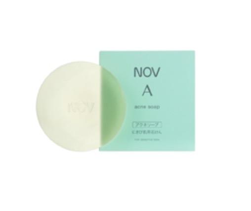洗顔石鹸ニキビノブ