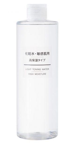 敏感肌適用化妝水